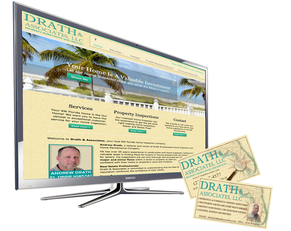 Drath and Associates Branding