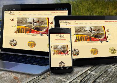 Jools Crosstalk Website