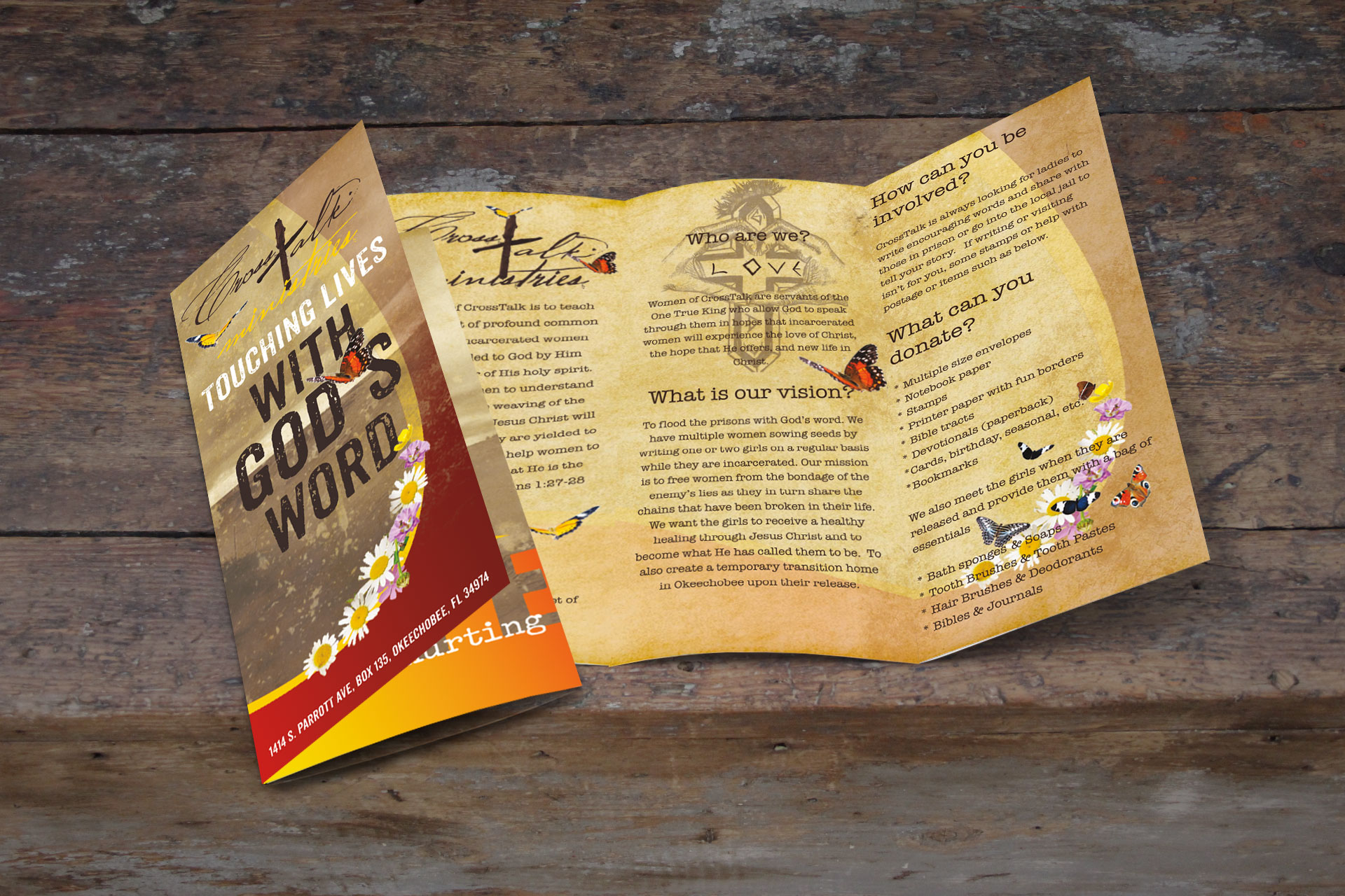 Ministry TriFold