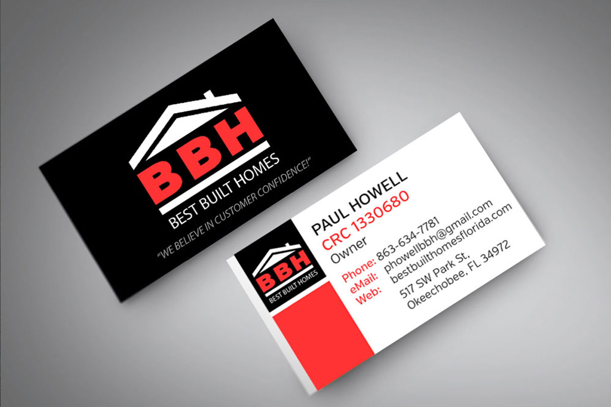Business Card And Logo Design Choice Image - Business Card Template