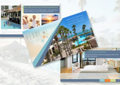 Powerpoint Presentation for a resort